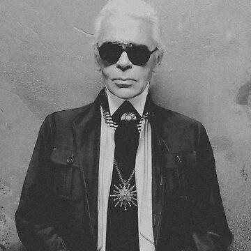 Karl Lagerfeld by hypnotzd