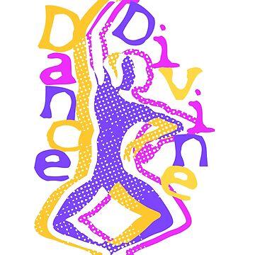 Copy of Modern Dance Dancing Dancers by jazzworldquest