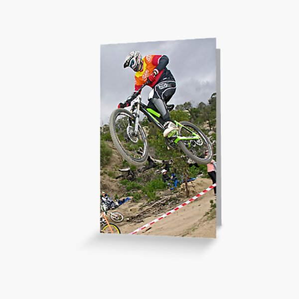 Airbourne Greeting Card