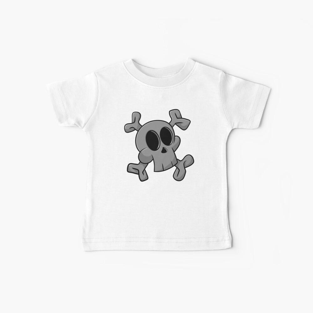 Skull X Bones   Baby T-Shirt