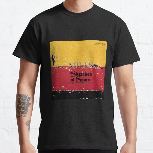 Sketches of Spain Classic T-Shirt