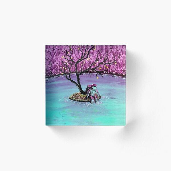 Dreamer Acrylic Block