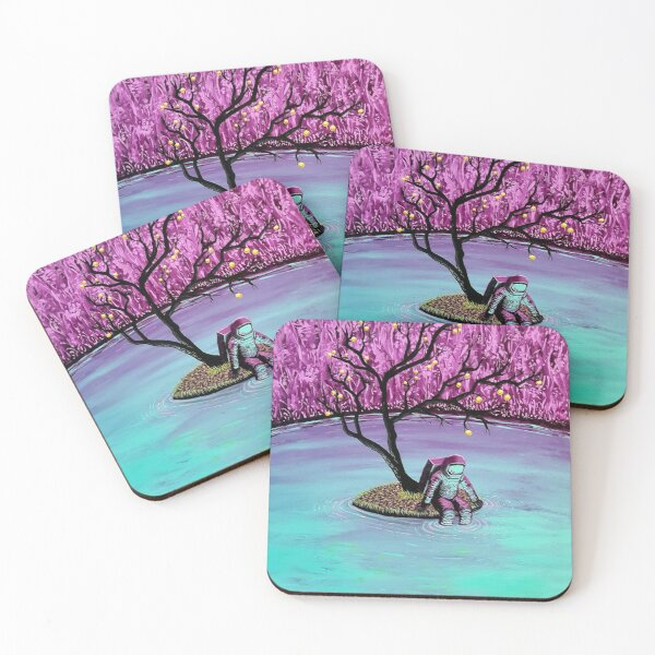 Dreamer Coasters (Set of 4)