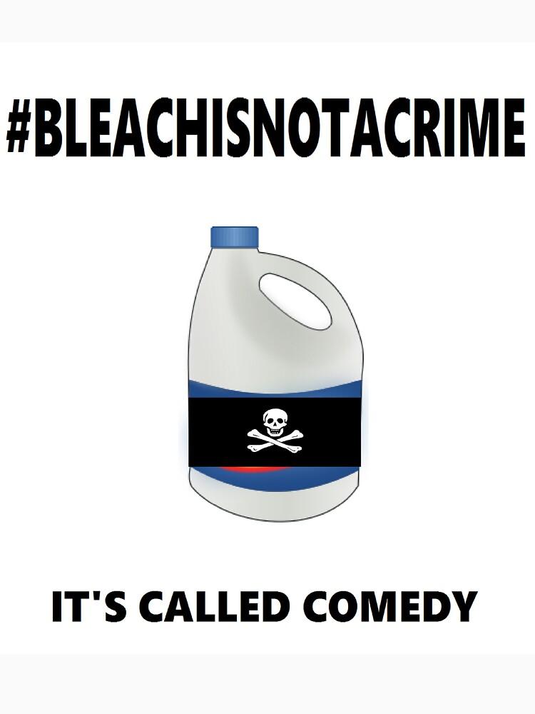 #bleachisnotacrime by YeezyHamilton