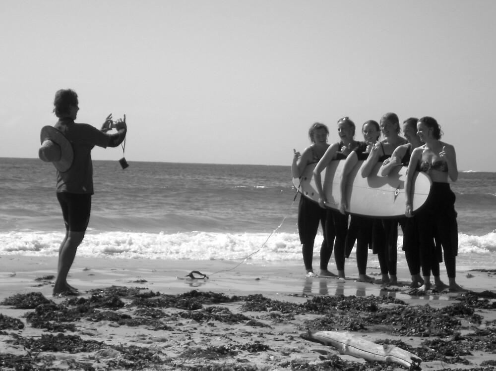 Surfin' Safari by justineb