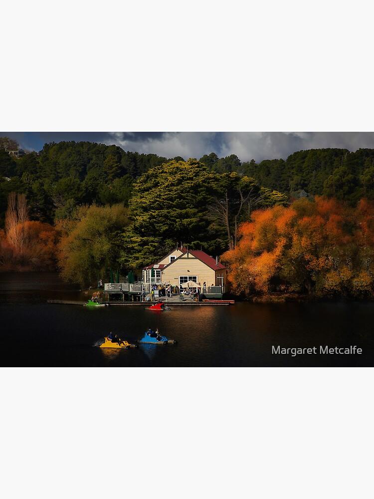 The Boat House Lake Daylesford by vonderzenn