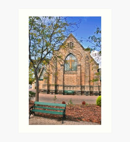 Blackwood Church Art Print