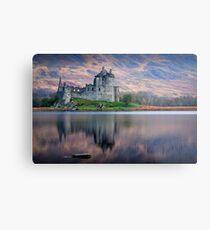 Kilchurn Castle , Loch Awe, Argyll Metal Print