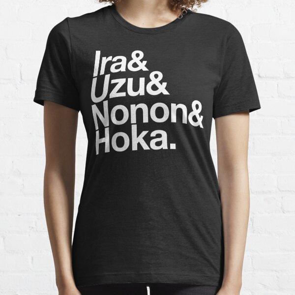 Elite Four 2.0 - Kill la Kill goes Helvetica Essential T-Shirt