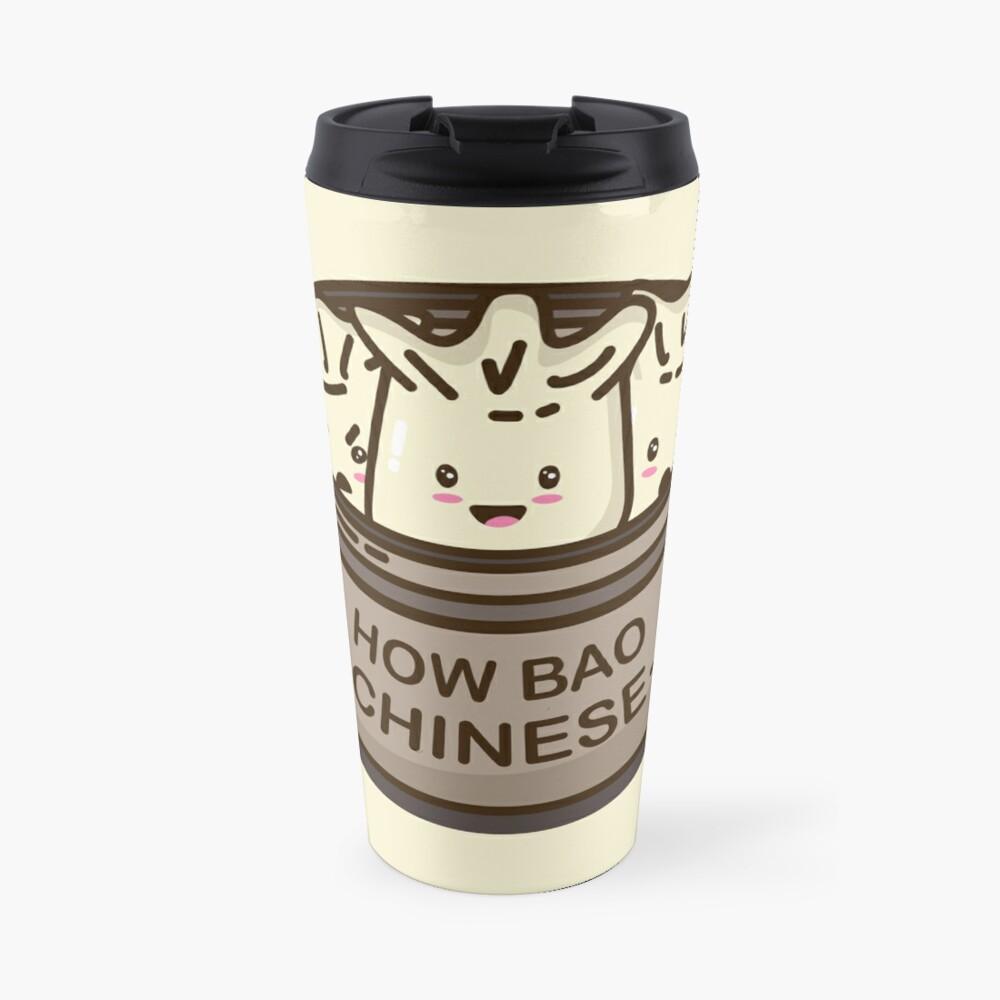 How Bao Chinese? Travel Mug