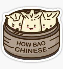 How Bao Chinese? Sticker