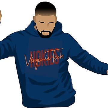 Virginia Tech - Drake de Emmycap