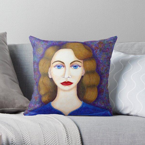 Portuguese Woman Pillows Cushions Redbubble