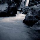 Tawhai Falls by Stephen Johns