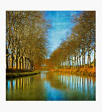 canal avenue Photographic Print