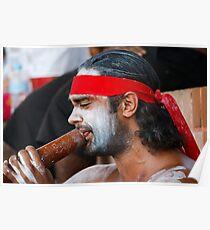 Didgeridoo Poster