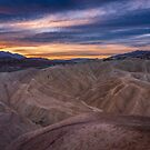 Death_Valley 5520 - Zabriskie Point Sunrise von AlsknMommaBear2