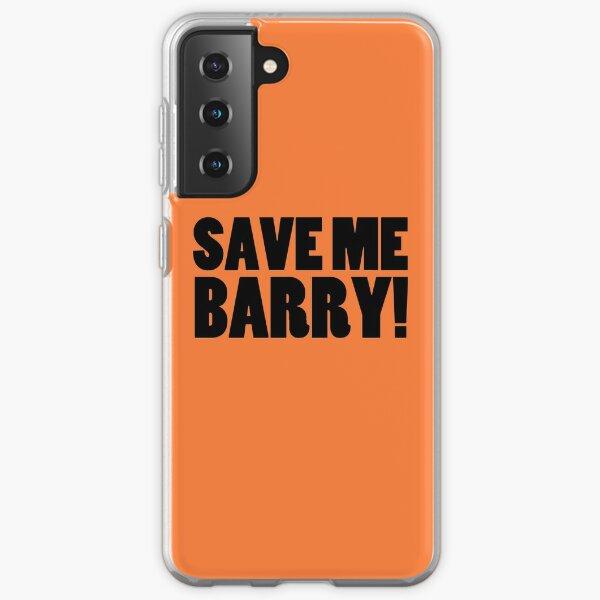 Save Me Barry! Samsung Galaxy Soft Case