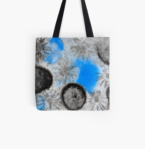 Nature's Beauty All Over Print Tote Bag