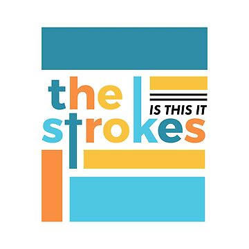 The Strokes - Is This It by strangecity