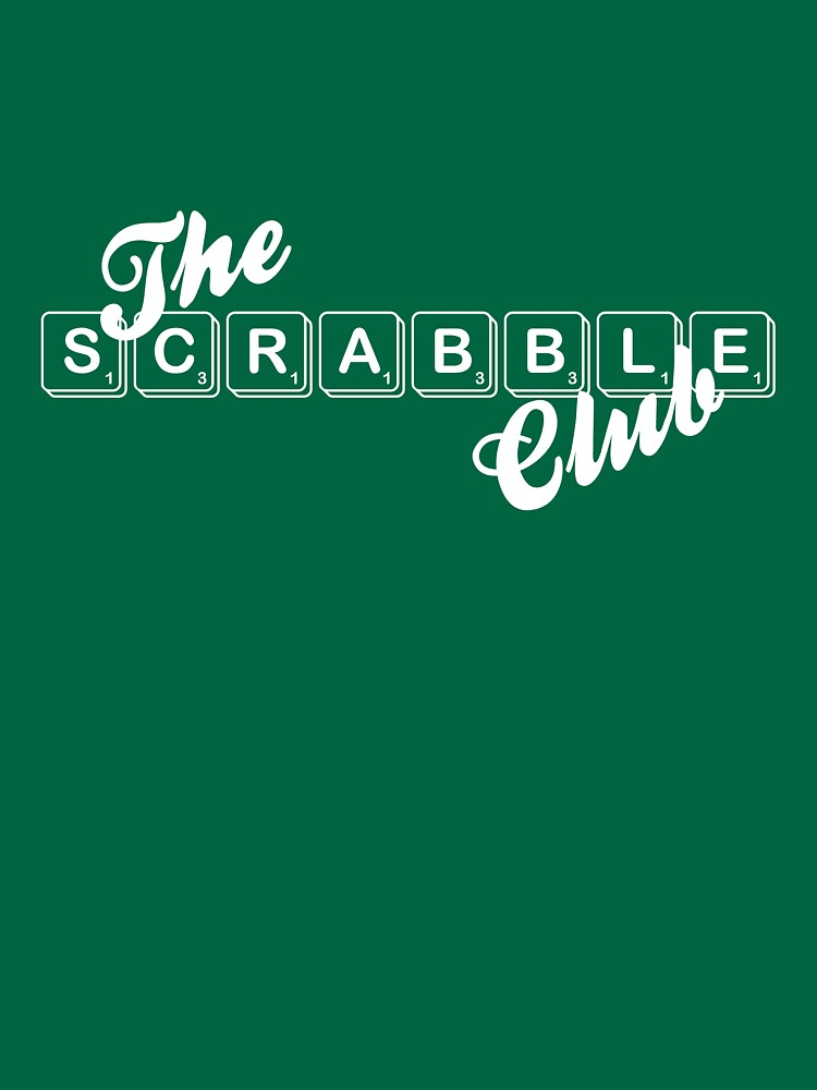 The Scrabble Club | Women's T-Shirt