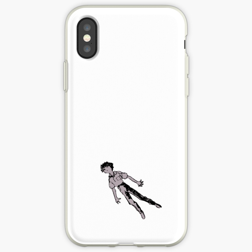 Shinji- Perfect Freedom iPhone Case & Cover