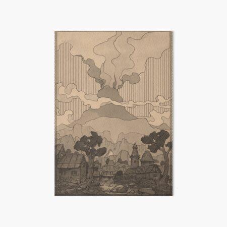 Resdayn Art Board Print