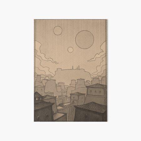 City of Gems Art Board Print