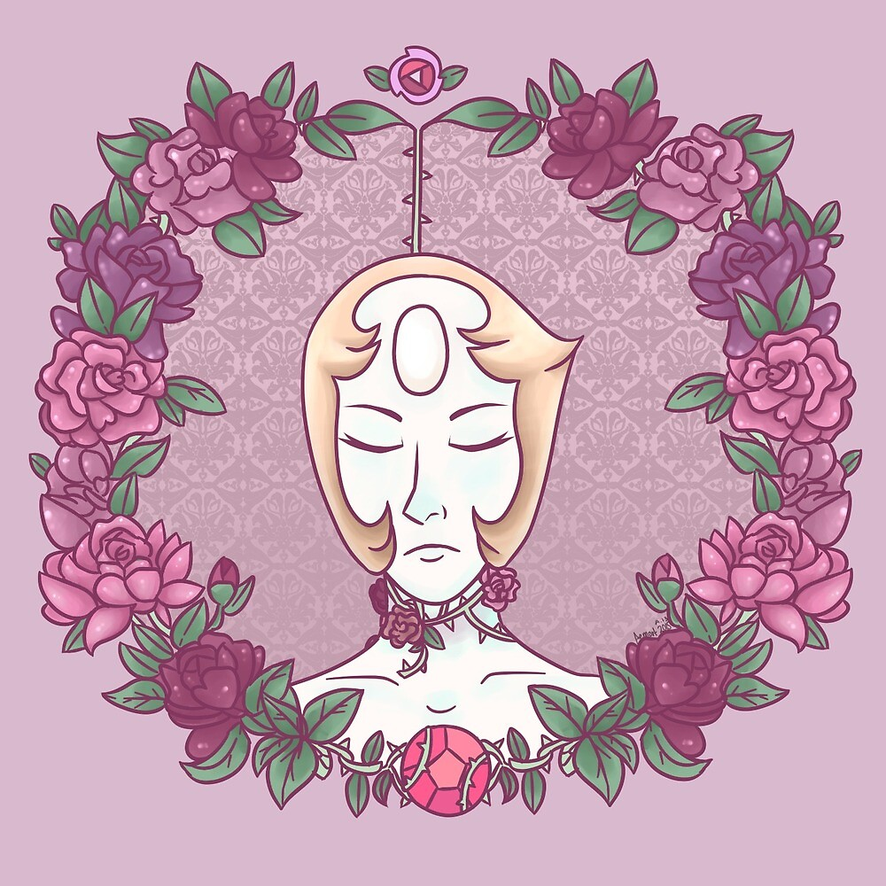 Steven Universe- Pearl by Aemort