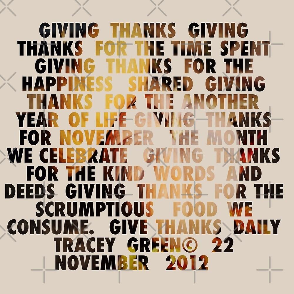 GIVING THANKS by tgbluestarr08