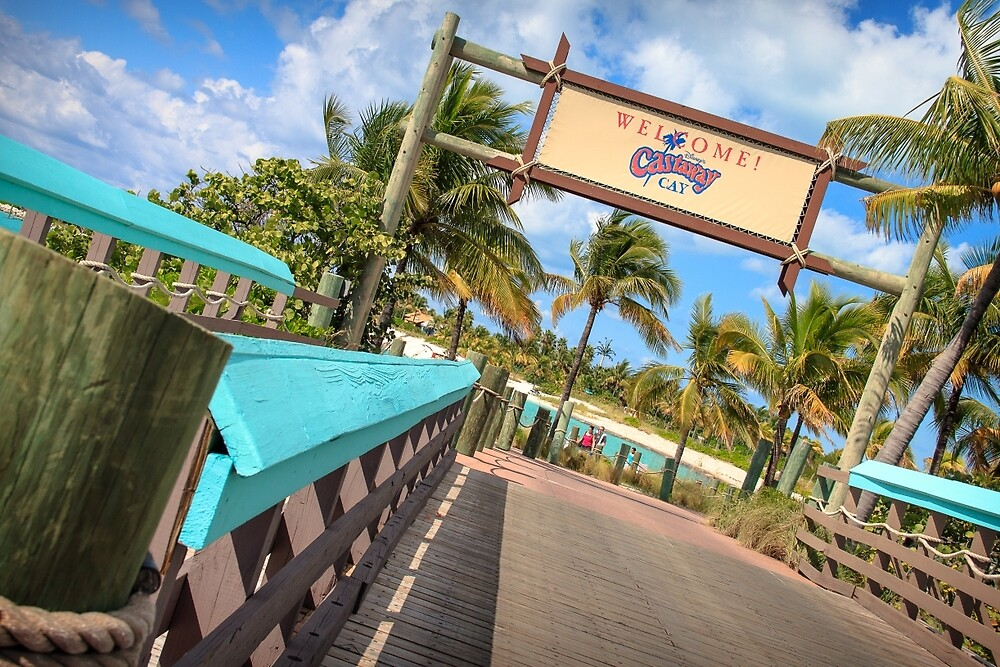Welcome to Castaway Cay! by Scott Smith