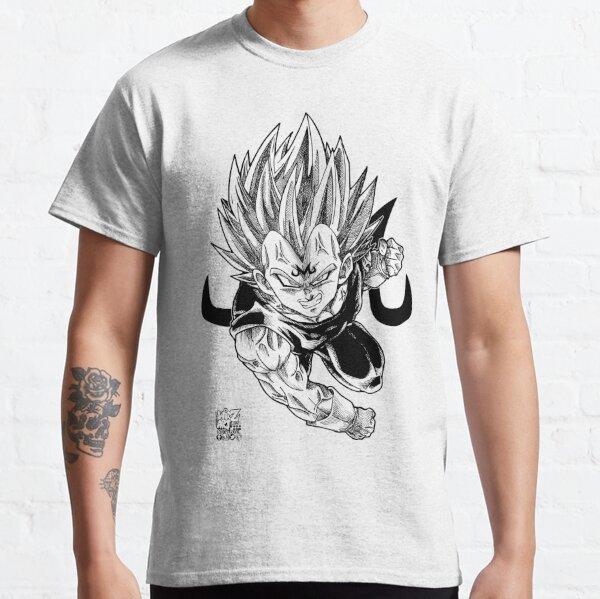 Majin Vegeta Classic T-Shirt