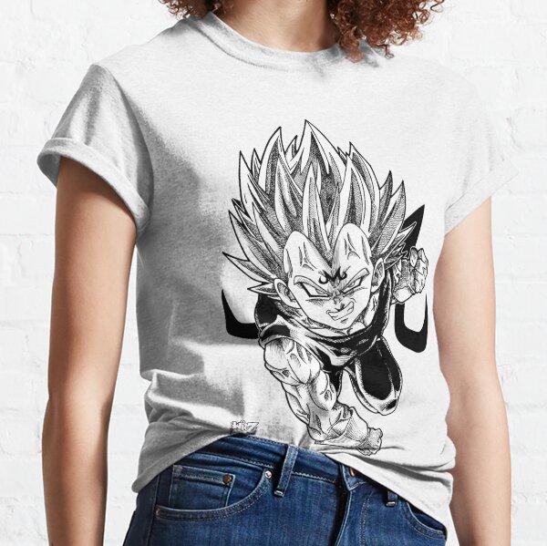 Majin Vegeta T-shirt classique