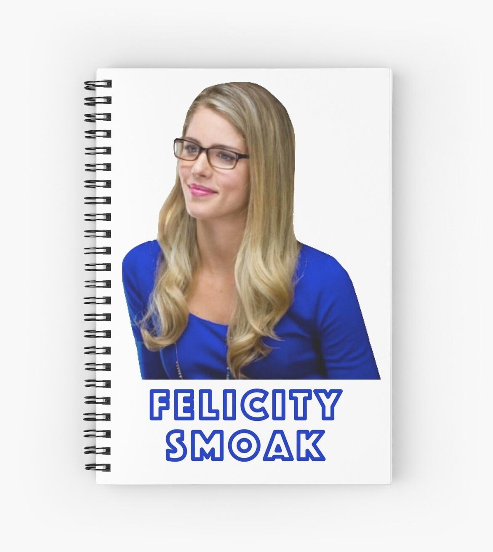 Felicity Smoak!!! by mustang1
