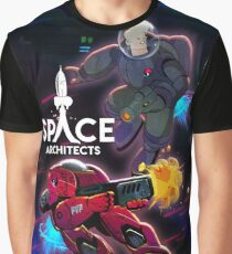 Space Architects - Galactic Titans  Graphic T-Shirt