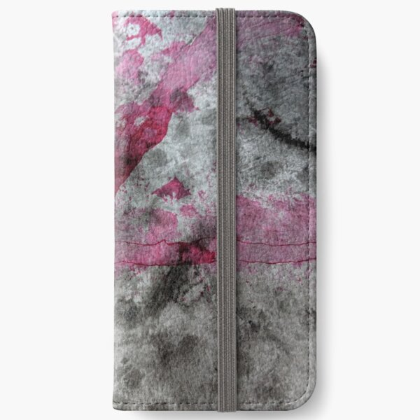 Sacred Fire iPhone Wallet