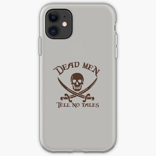 Dead Men Tell No Tales  iPhone Soft Case