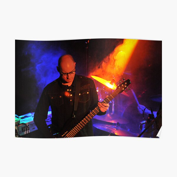 As If - Steve Rothwell on Bass Poster