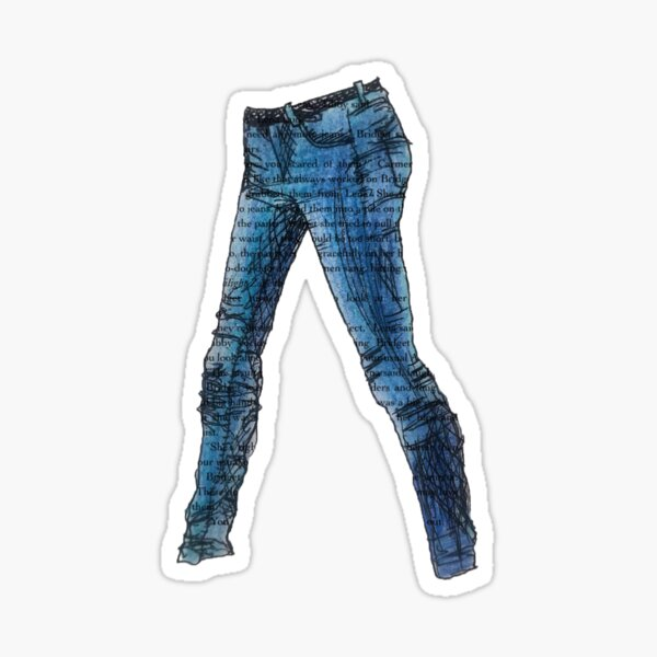 Sisterhood Pants Sticker