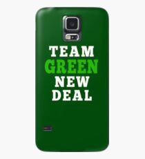 Funda/vinilo para Samsung Galaxy EQUIPO VERDE NUEVO ACUERDO