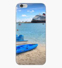 Castaway Cay Watersports iPhone Case