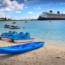 Castaway Cay Watersports by Scott Smith