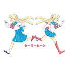 Sailor Moon by susanmariel