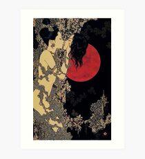 Vampir-Kuss - Takato Yamamoto Kunstdruck