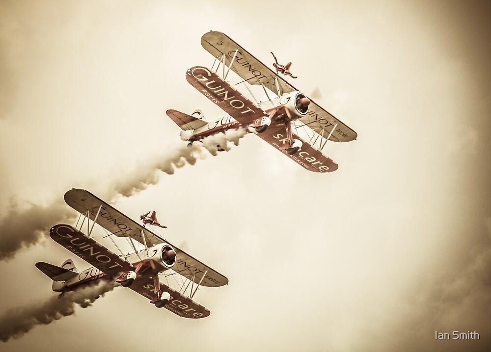 Wings by Ian Smith