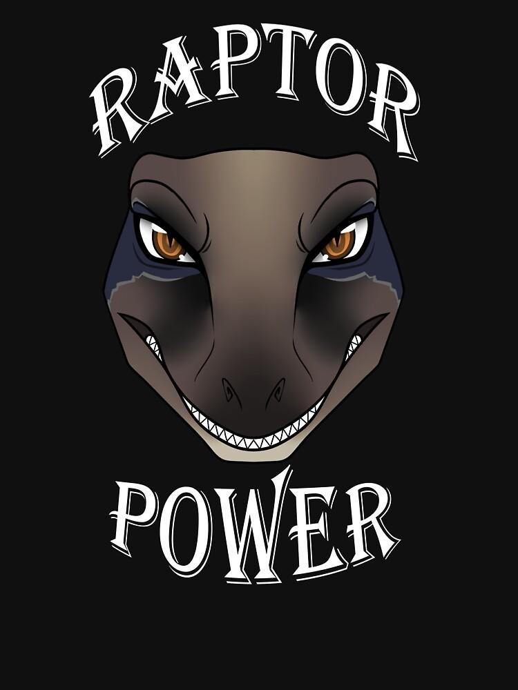 Raptor Power by TheHuntingWolf