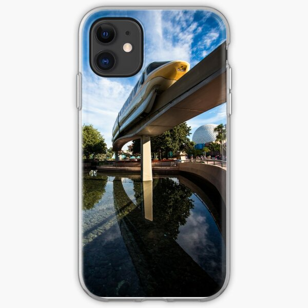 Just Passing By iPhone Soft Case