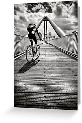 Urban Race   02 by Frank Waechter