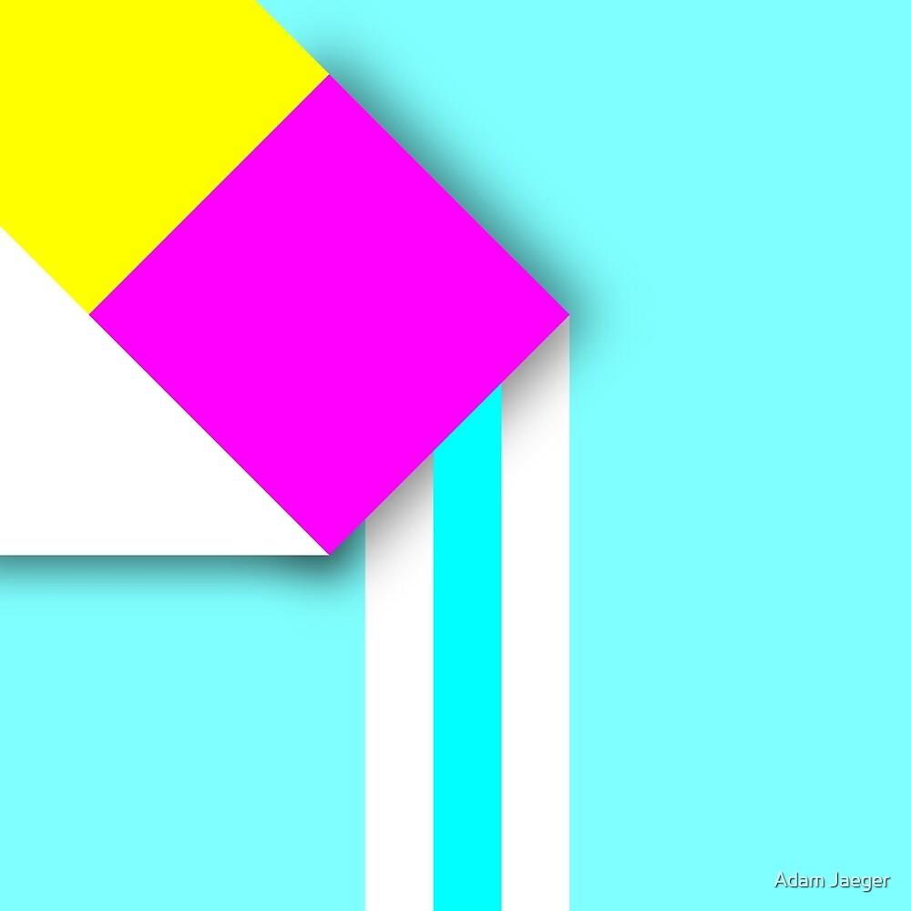 minimalist study for prints by Adam Jaeger