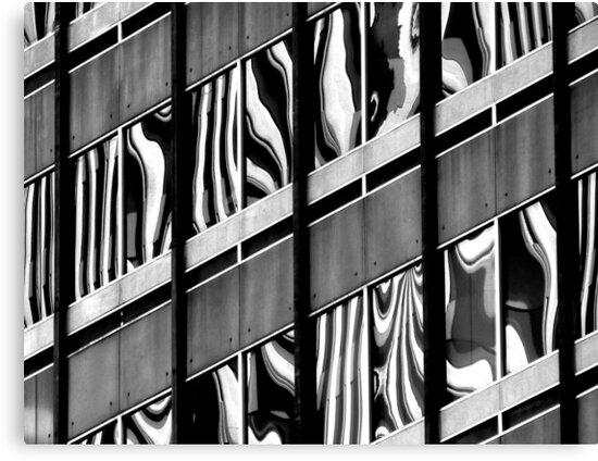 San Francisco Reflection 15 by luvdusty